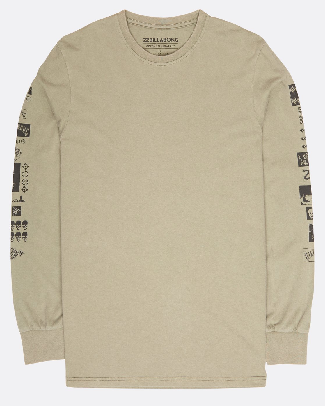 Shirt Kiopuxtz Mercado Sleeve Long 3664564071219billabong T ALR3j54