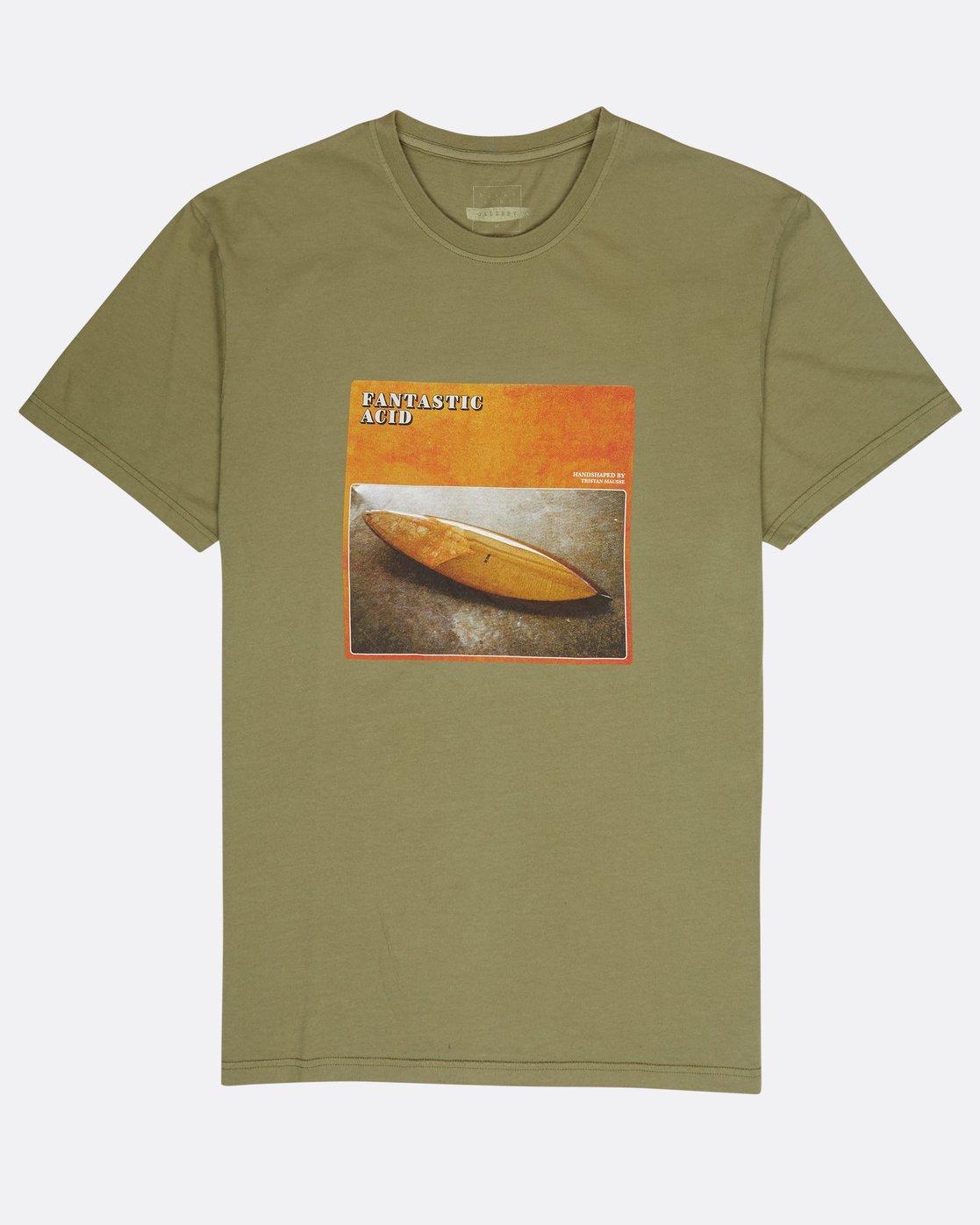 buy online 7ebdc 6696a 0 Flex Hull T-Shirt Camo L1SS35BIF8 Billabong