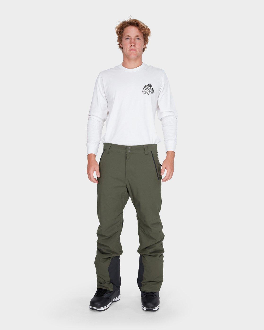 Billabong Mens Compass Snowboard Pant