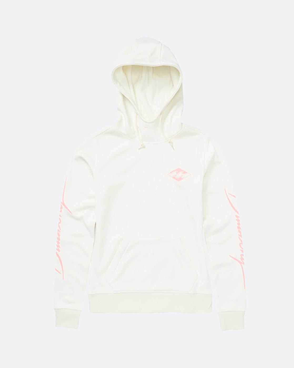 Billabong Womens Outside Fever Hood Sweatshirt