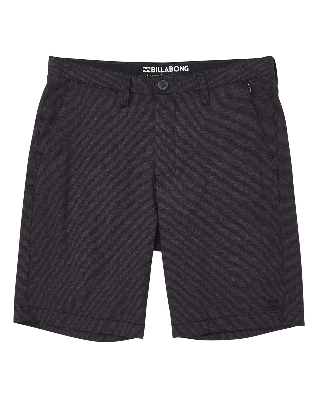 BILLABONG Boys Water Repellent Crossfire Hybrid Shorts in Stretch Fabric $45