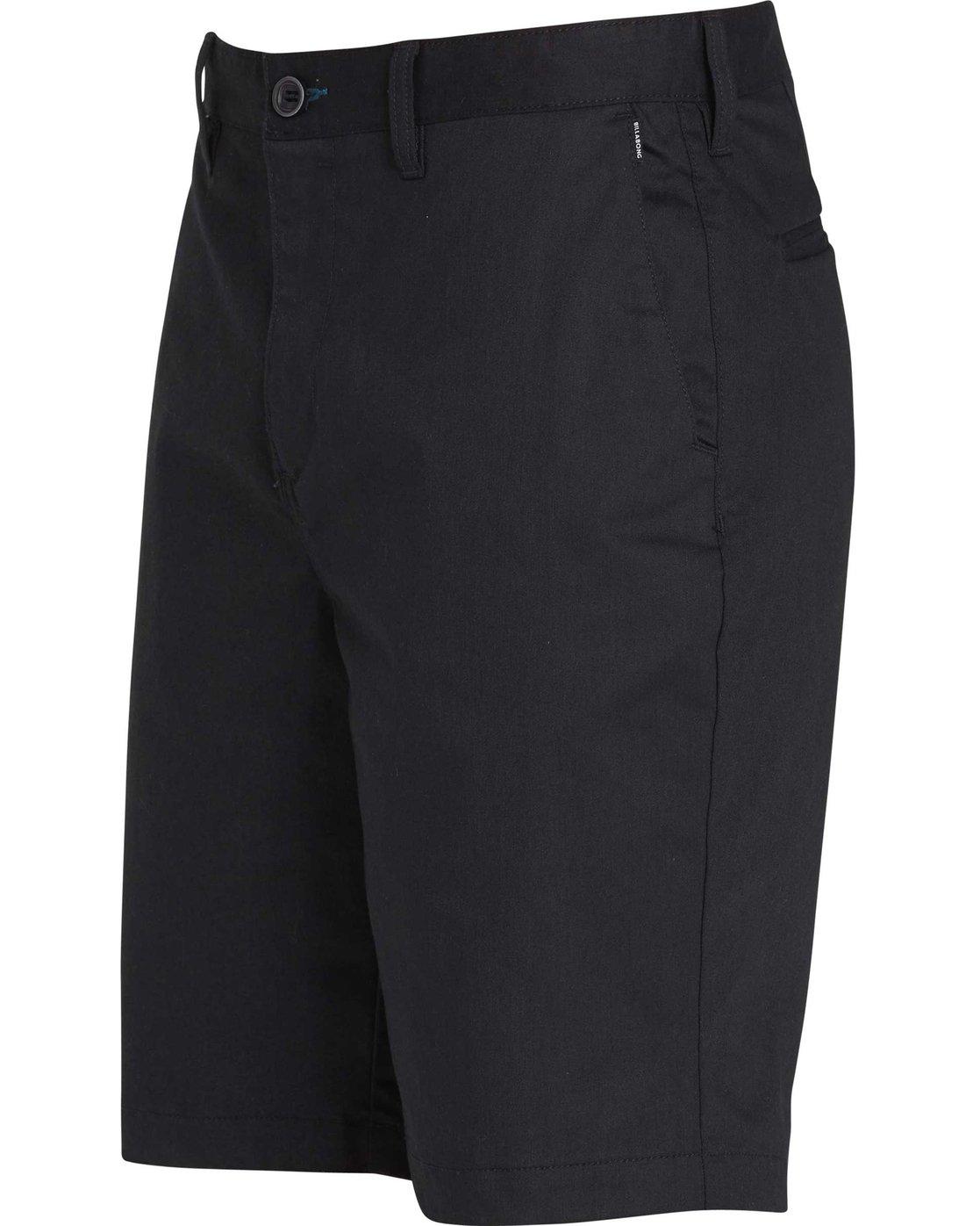 2bb3456f6a 1 Carter Stretch Shorts Black M231NBCS Billabong
