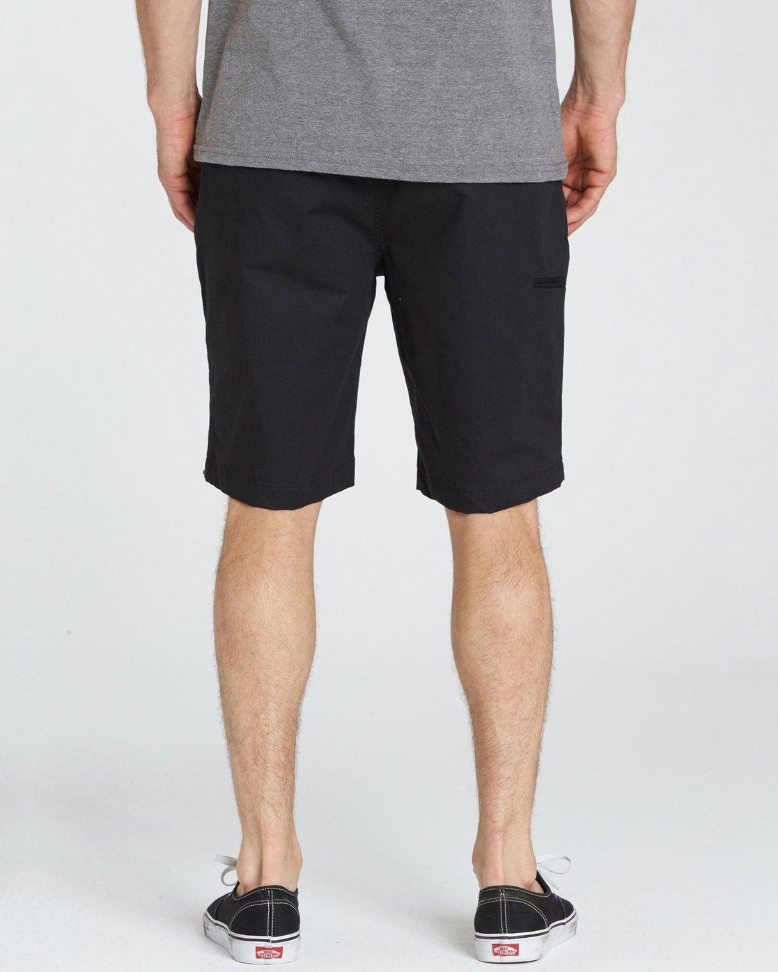 42838306e3 4 Carter Stretch Shorts Black M231NBCS Billabong
