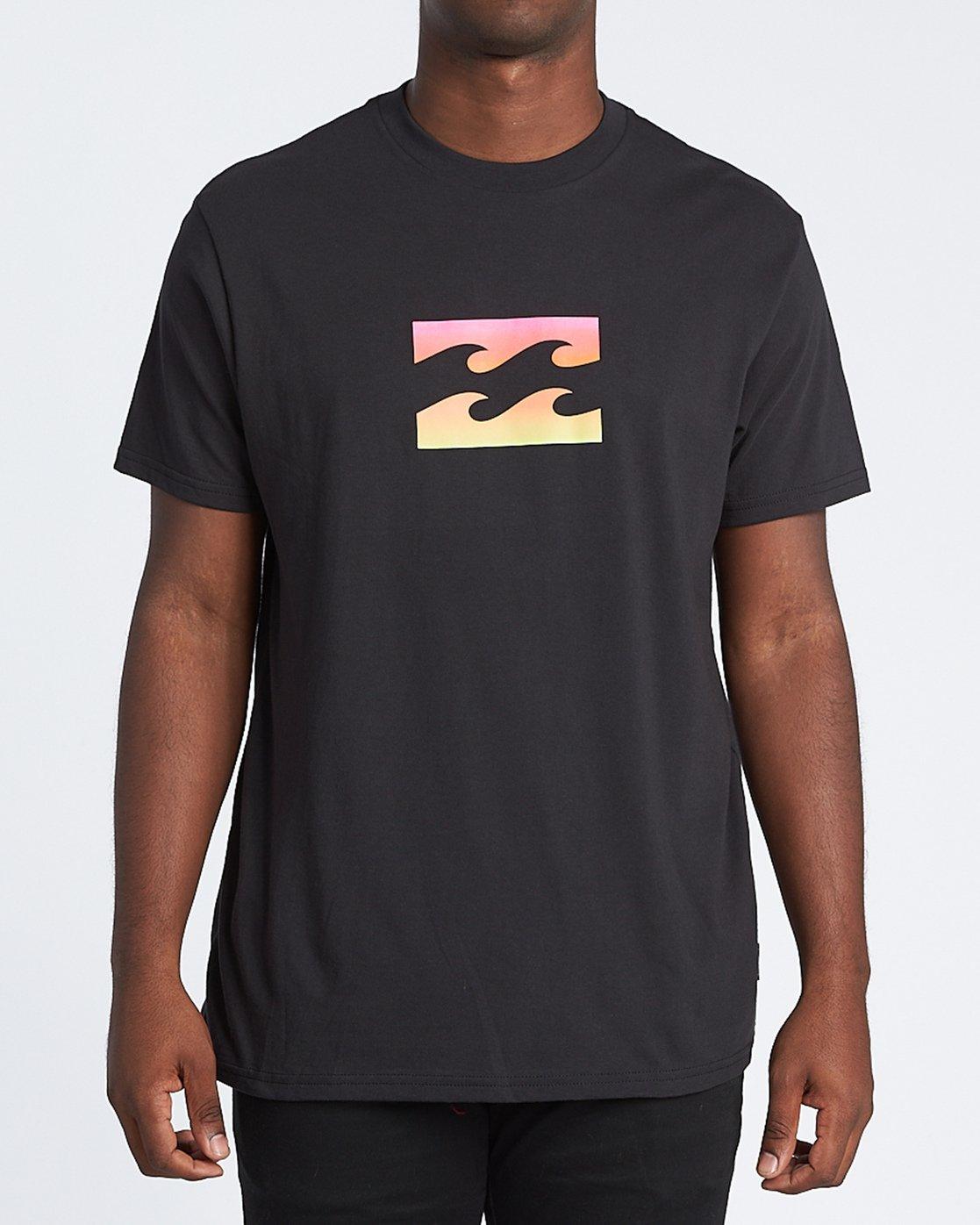 Team Wave Short Sleeve T-Shirt M4041BTW |