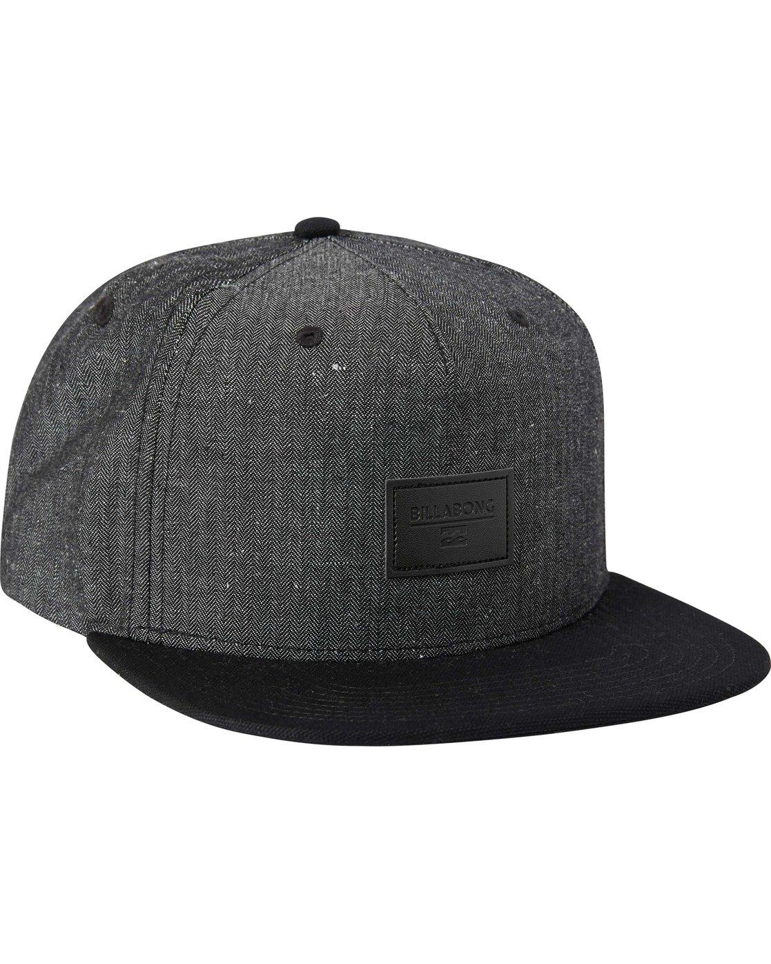 huge selection of e6223 0f841 2 Oxford Snapback Hat MAHTLOXF Billabong