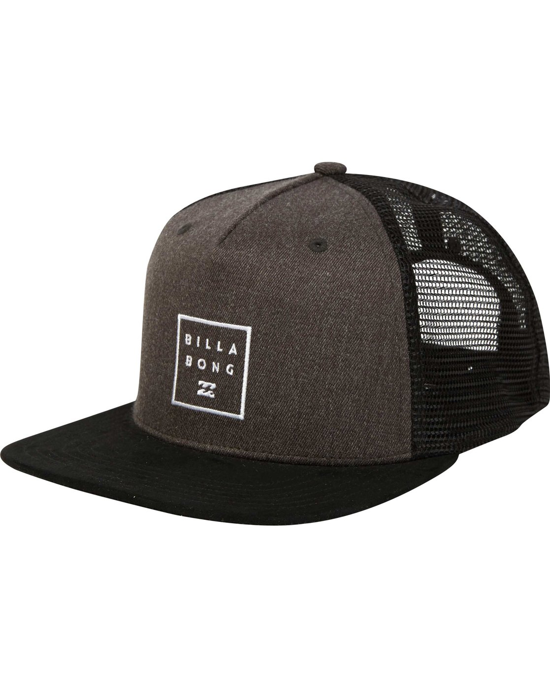 50d3de063609b8 0 Stacked Trucker Hat MAHWNBST Billabong