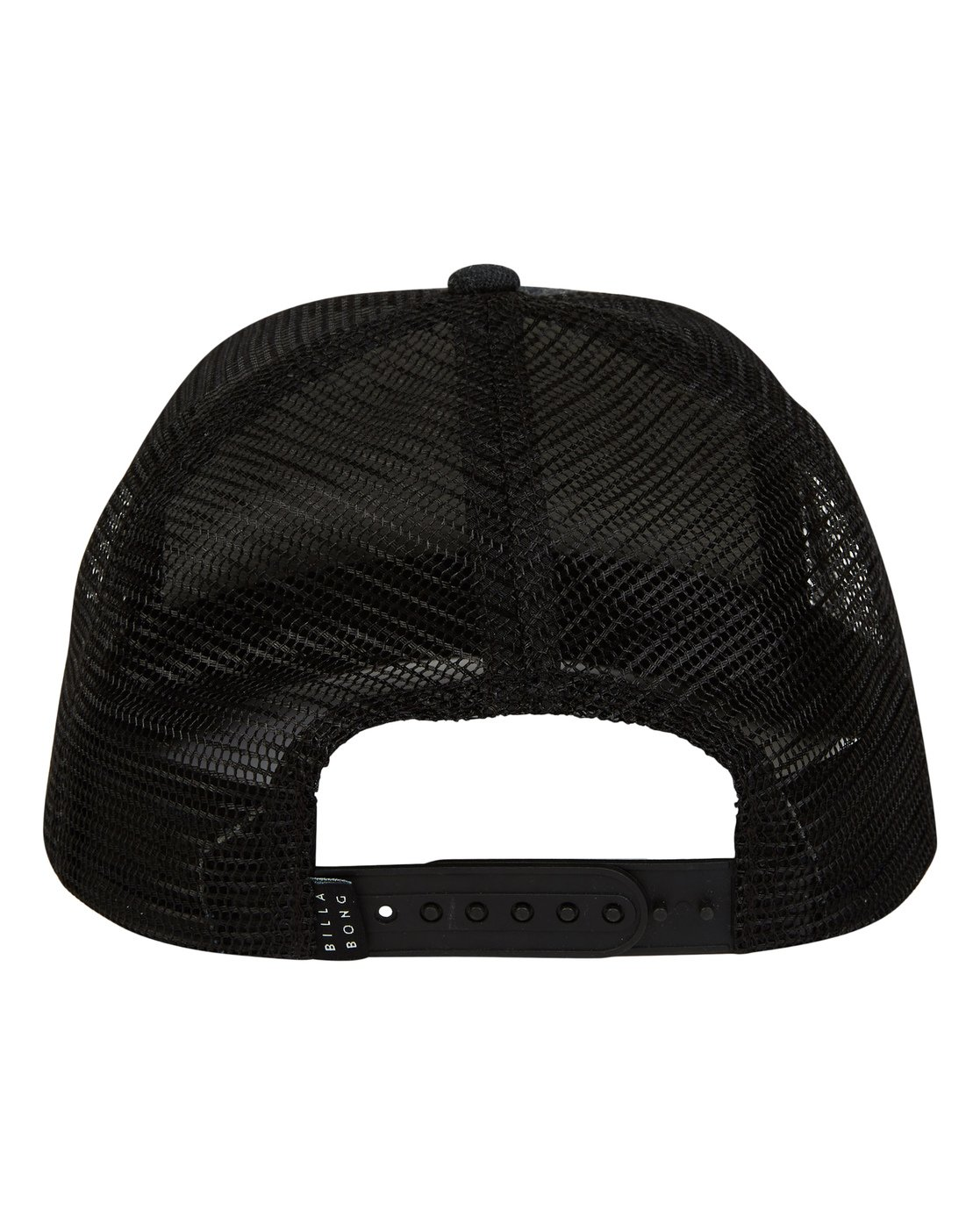 95344ed94b1 3 Stacked Trucker Hat Black MAHWTBST Billabong