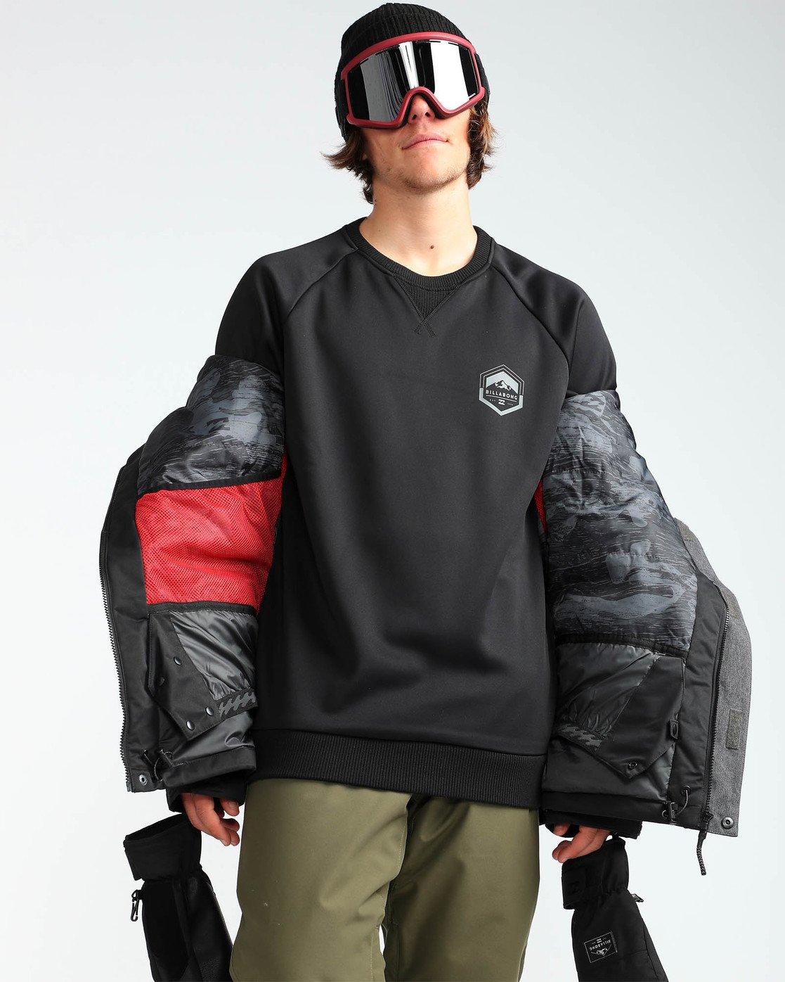 Billabong Mens Mens Fifty 50 Outerwear Jacket