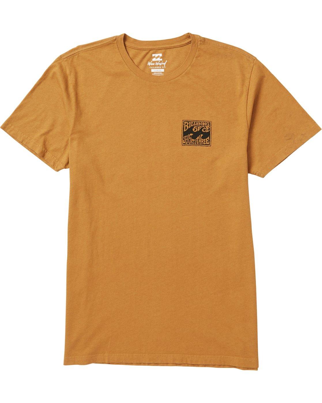 Capistrano Graphic T-Shirt MT10SBCA | Billabong