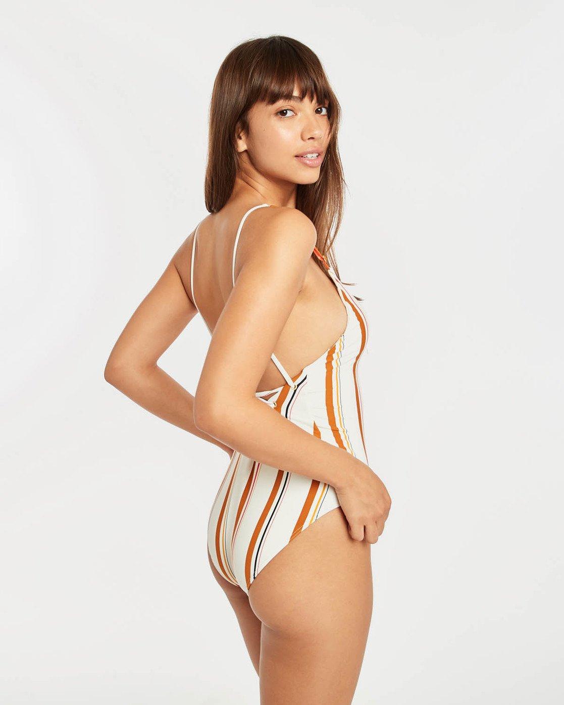 9427db048c81 5 Sunstruck One Piece Swimsuit Amarillo N3SW04BIP9 Billabong