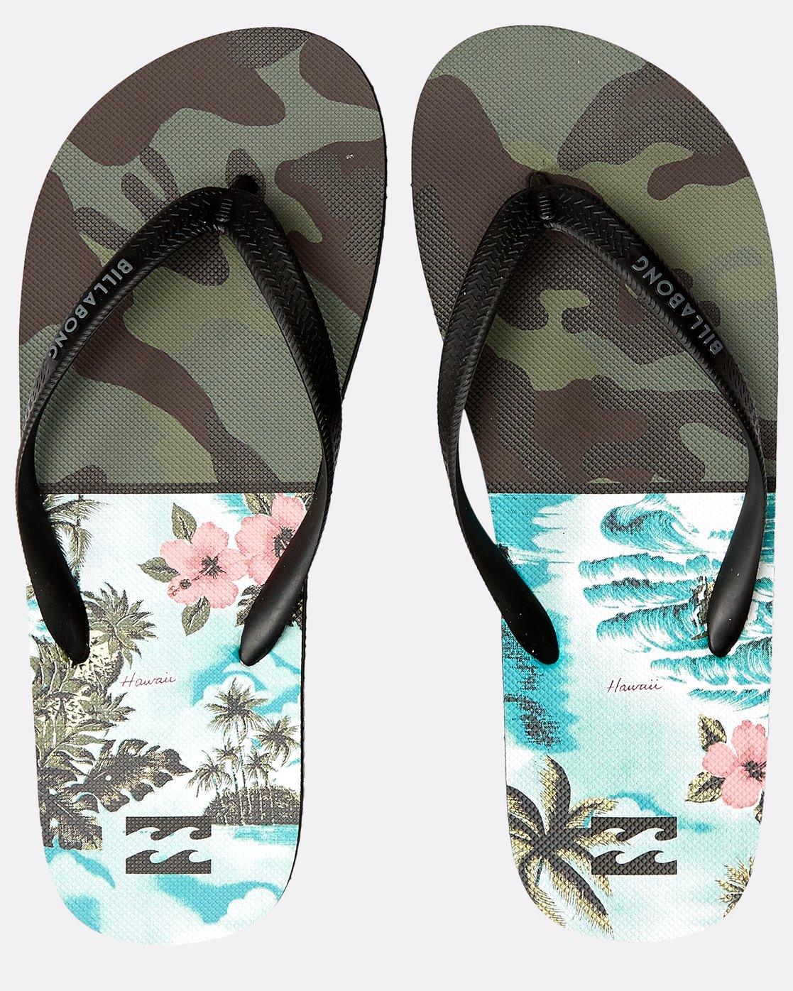 d4c3c4105cae Tides fifty sandals vert bip billabong jpg 1117x1396 Billabong sandals