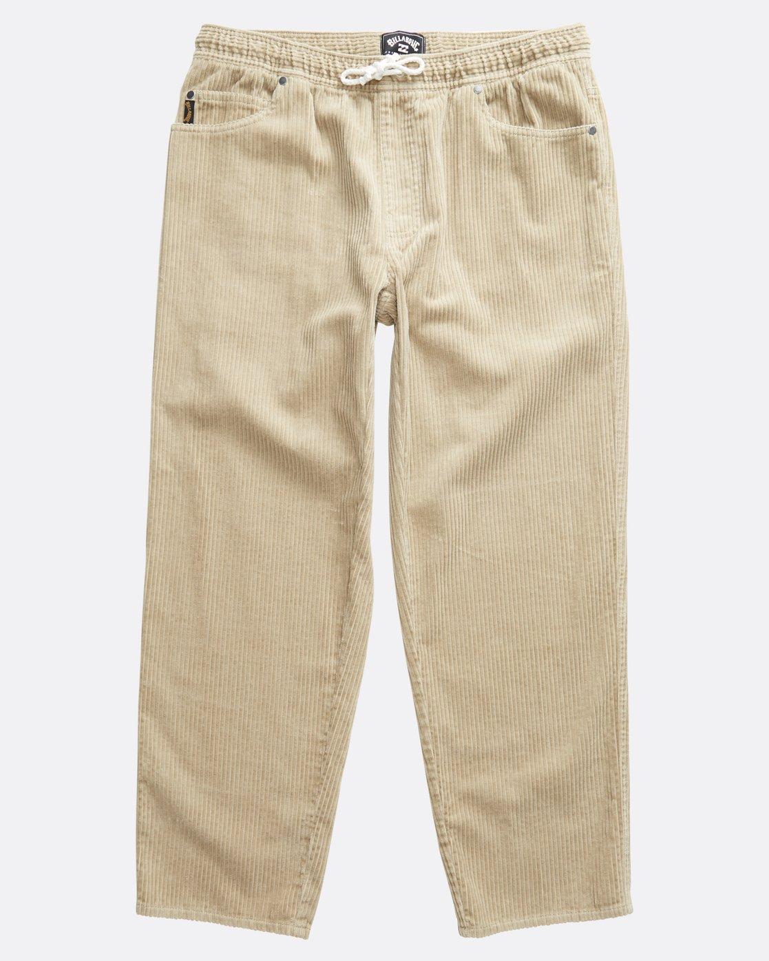 Bad Dog Pantalon Para Hombre Q1pt09bif9 Billabong