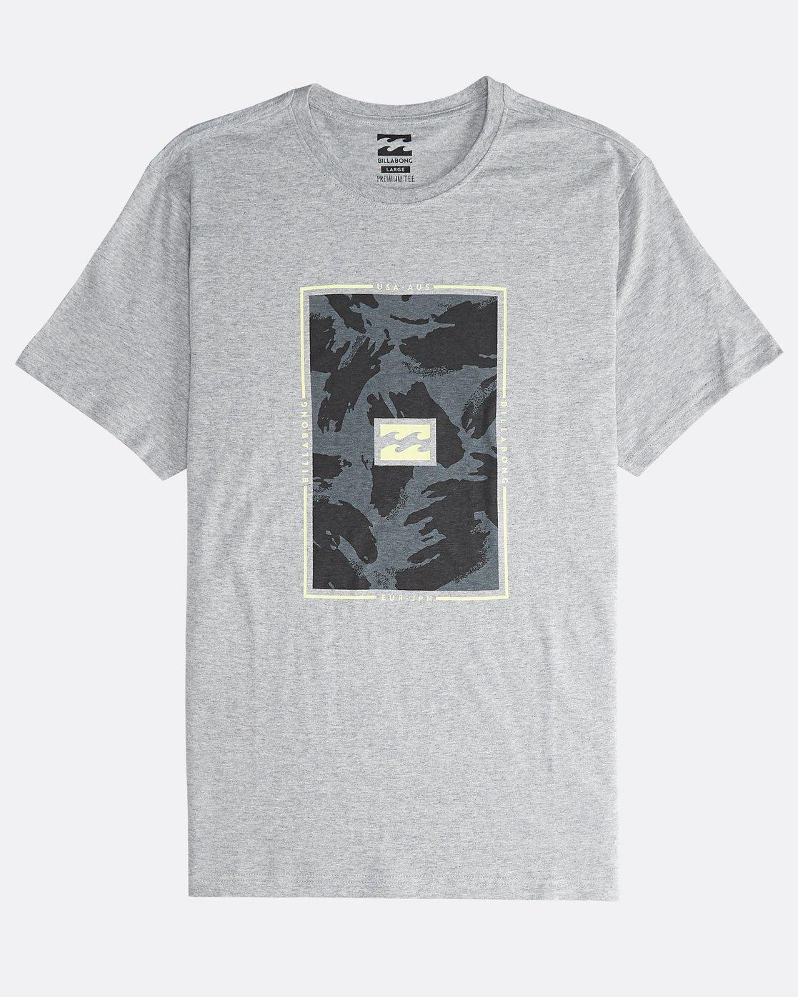 Maglietta a Maniche Corte da Uomo BILLABONG