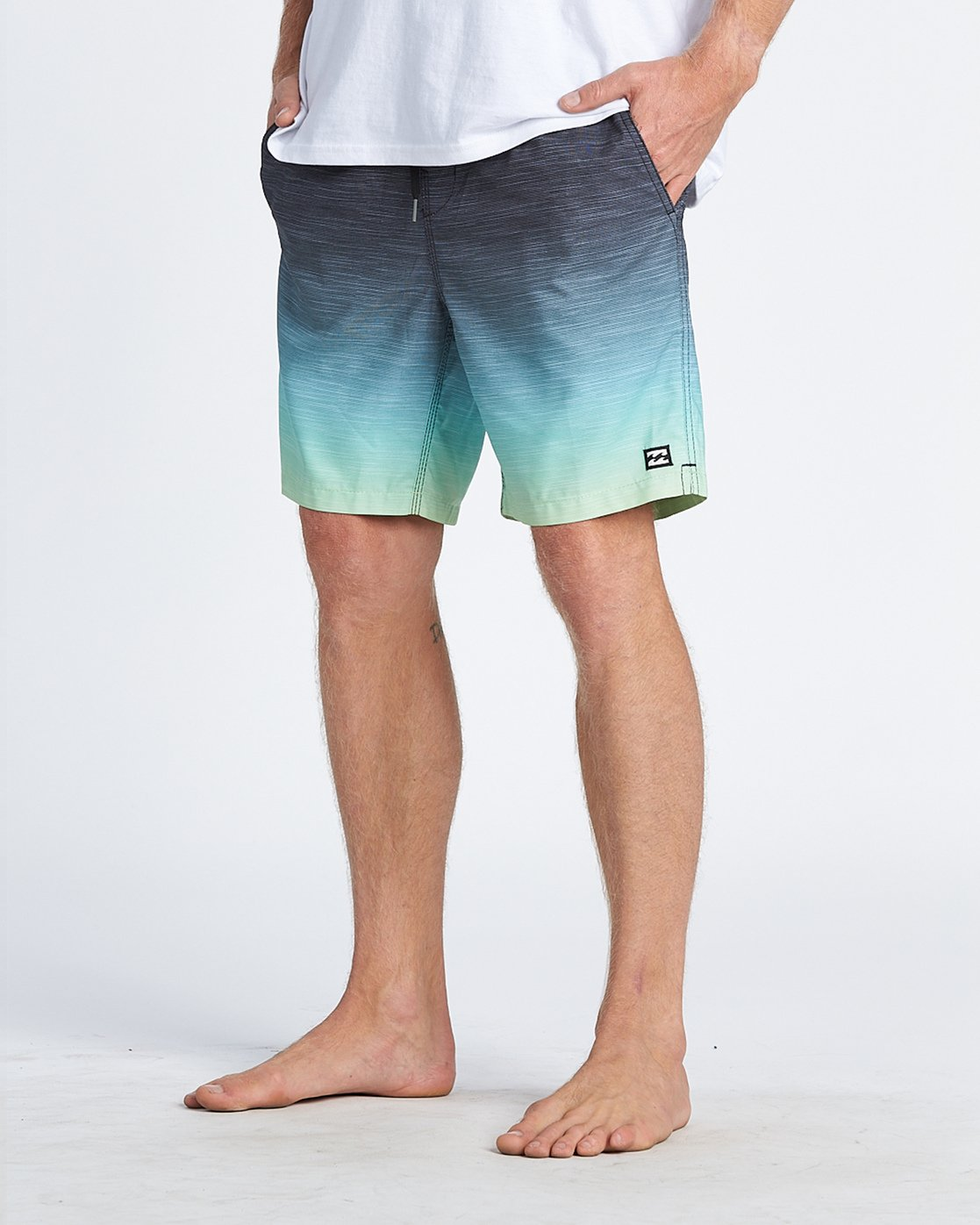 BILLABONG Mens All Day Faded Lb Shorts