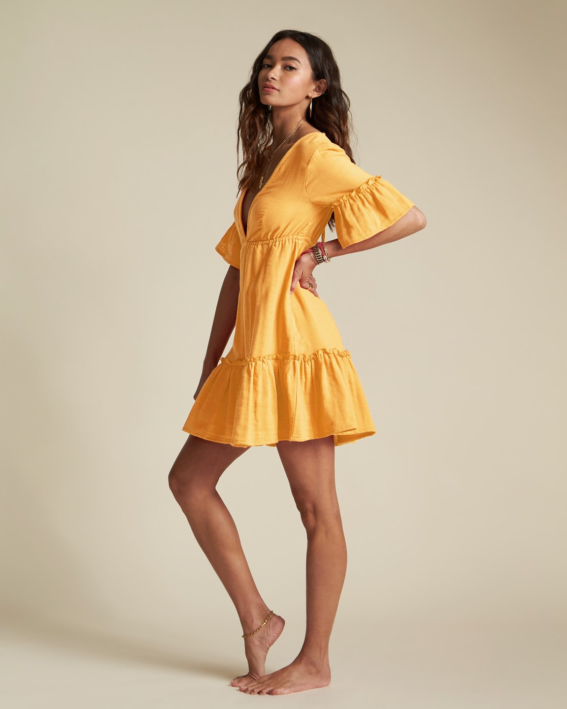 Lovers Wish - Kleid für Damen S14DR14BIMU  Billabong