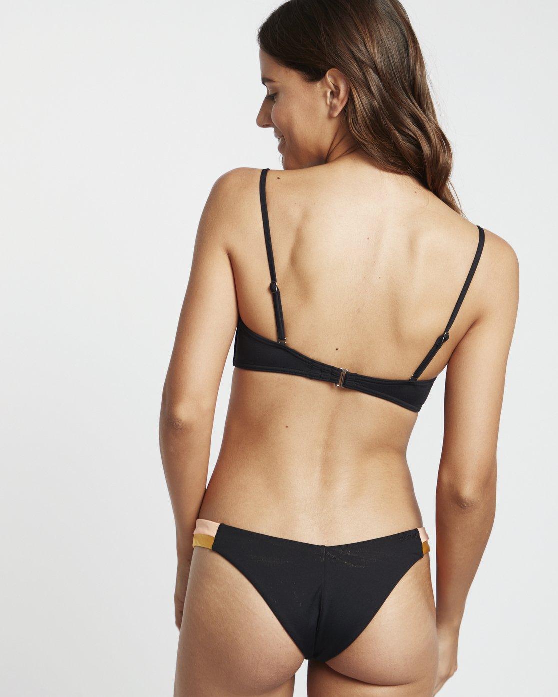 INVOLAND Bikini da Spiaggia da Surf a Vita Alta Regolabili Pantaloncini da Nuoto da Donna