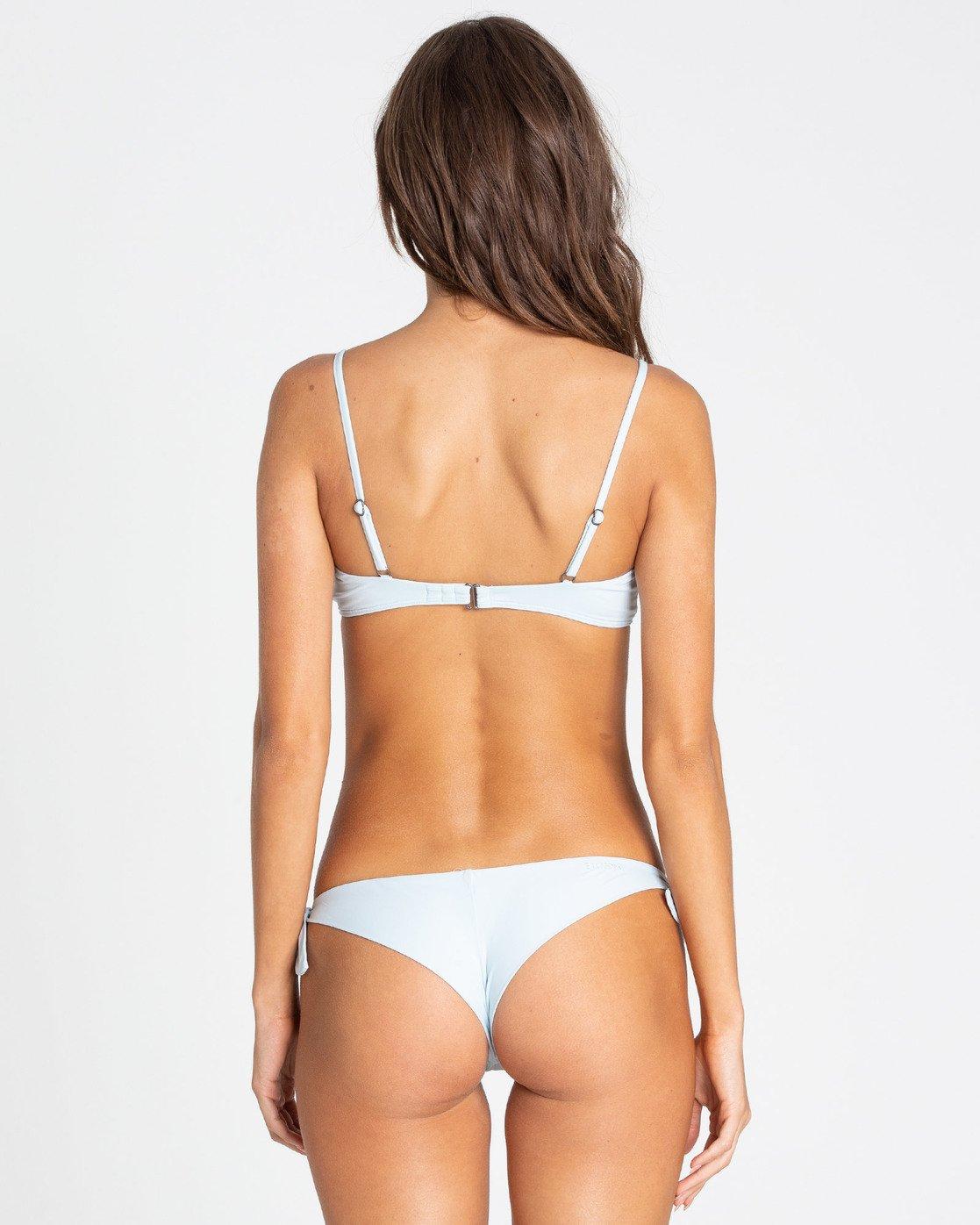 Billabong Sol Outil Twisted Bandeau Black Sands Bikini c3 sw05 bip7 3955