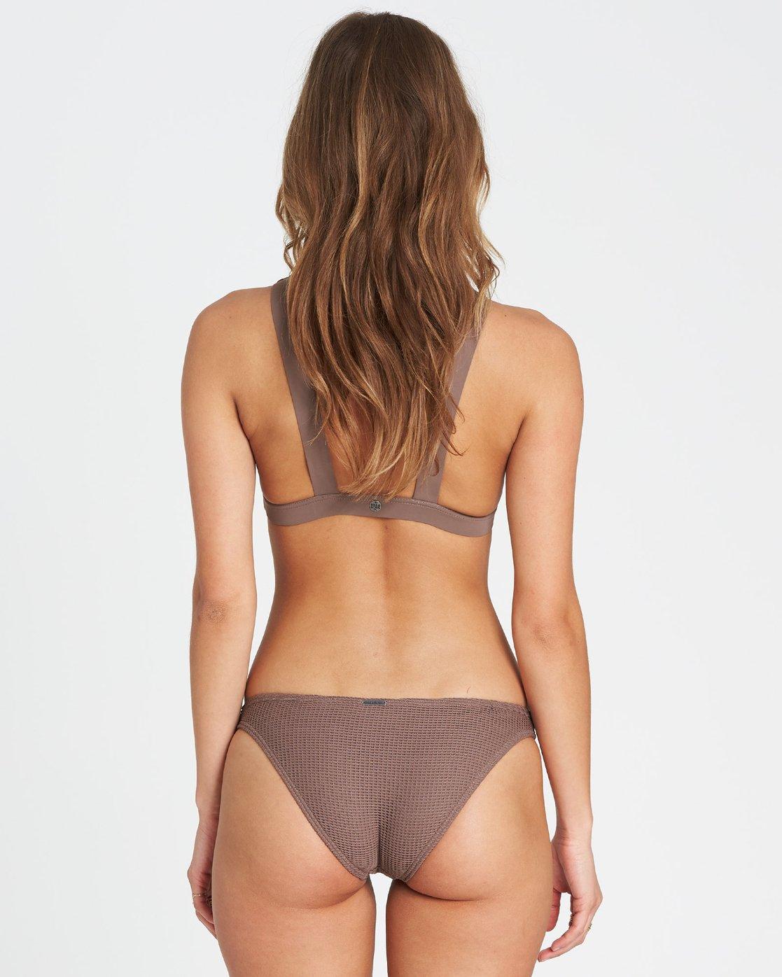 4243cf67180 0 Meshed Up Tropic Bikini Bottom Beige XB04SBME Billabong