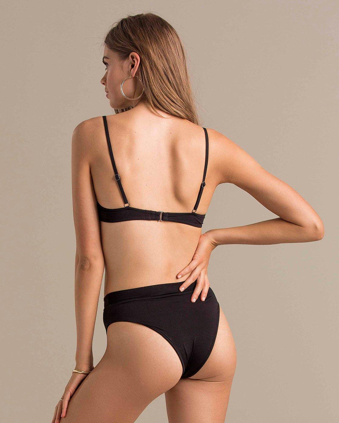 e0fca3b749dbc 0 All You Retro Bikini Bottom Black XB46NBAL Billabong