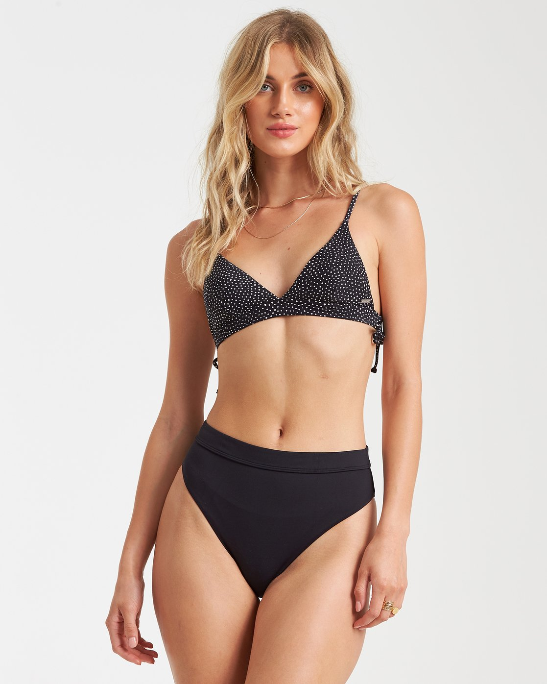 d190030081230 3 Sol Searcher Rise High-Waisted Bikini Bottom XB56TBSO Billabong