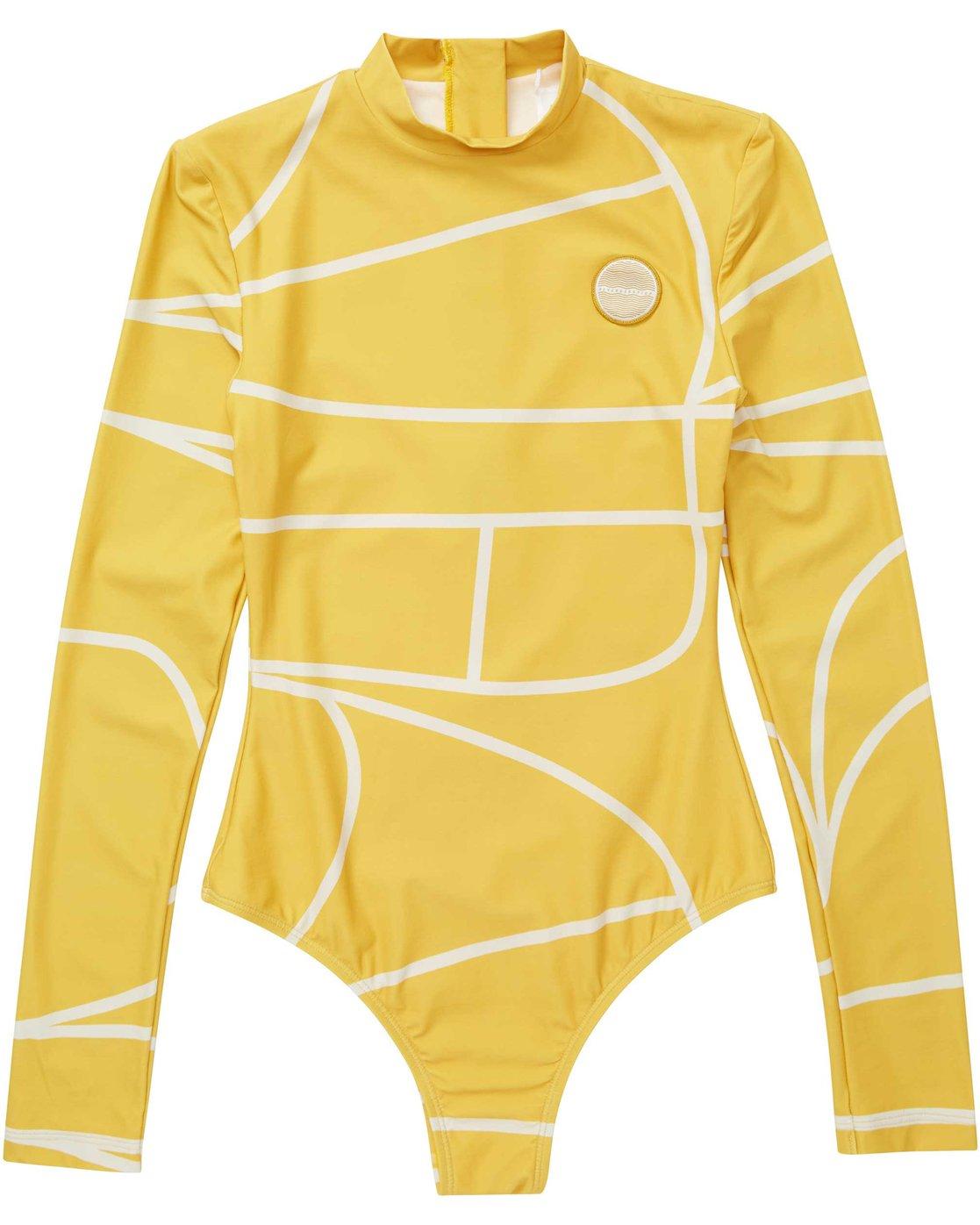 Babylon Long Sleeve Swimsuit XR12QBBA | Billabong