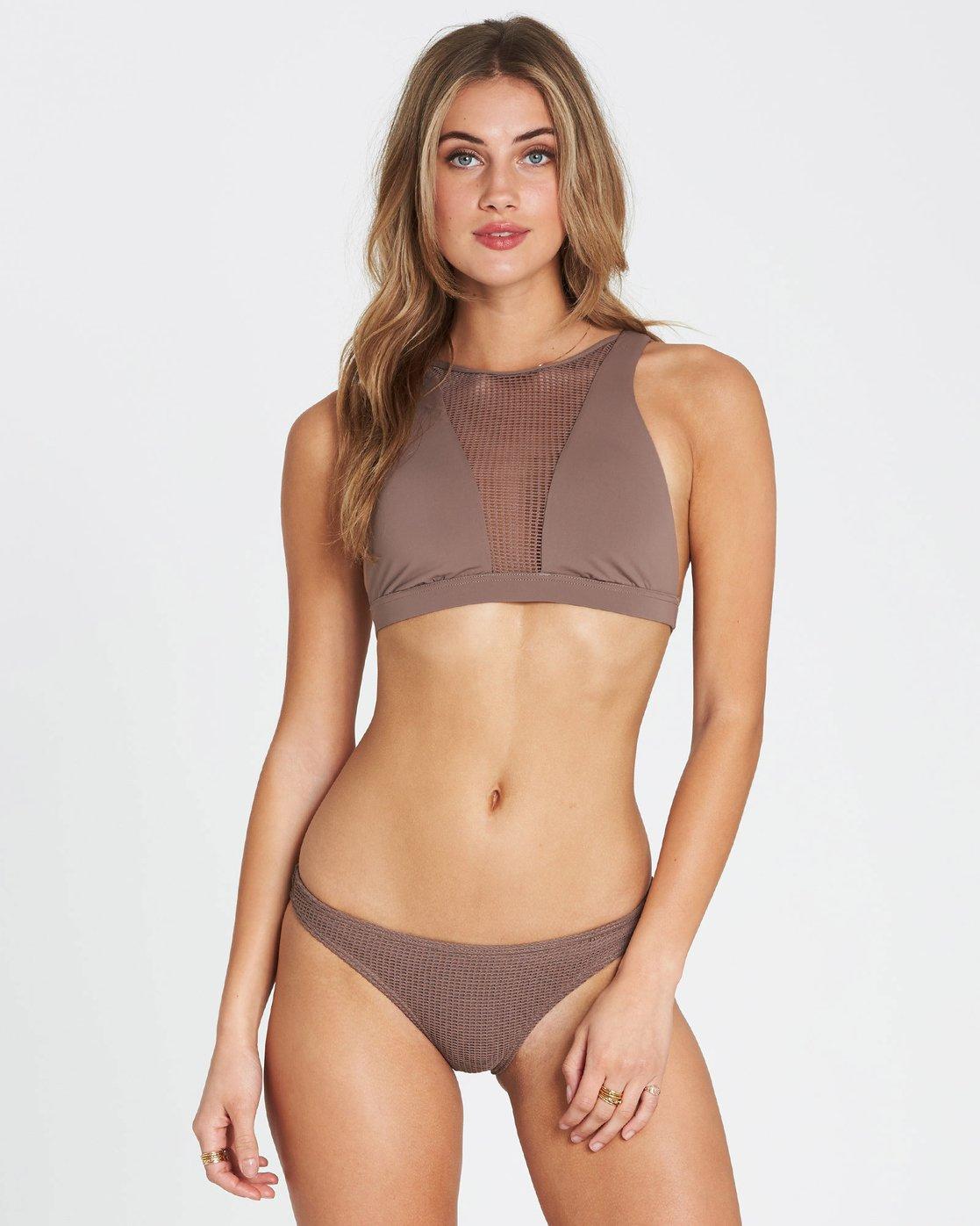 Gauze bikini