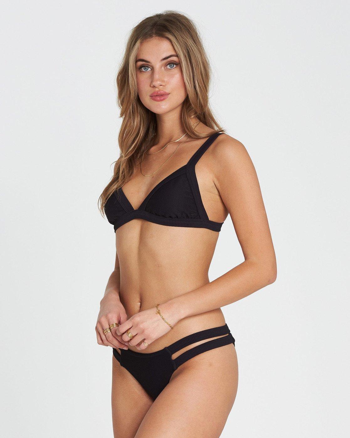 9d80ce1c7b925 1 Tanlines Fixed Tri Bikini Top Black XT20NBTA Billabong