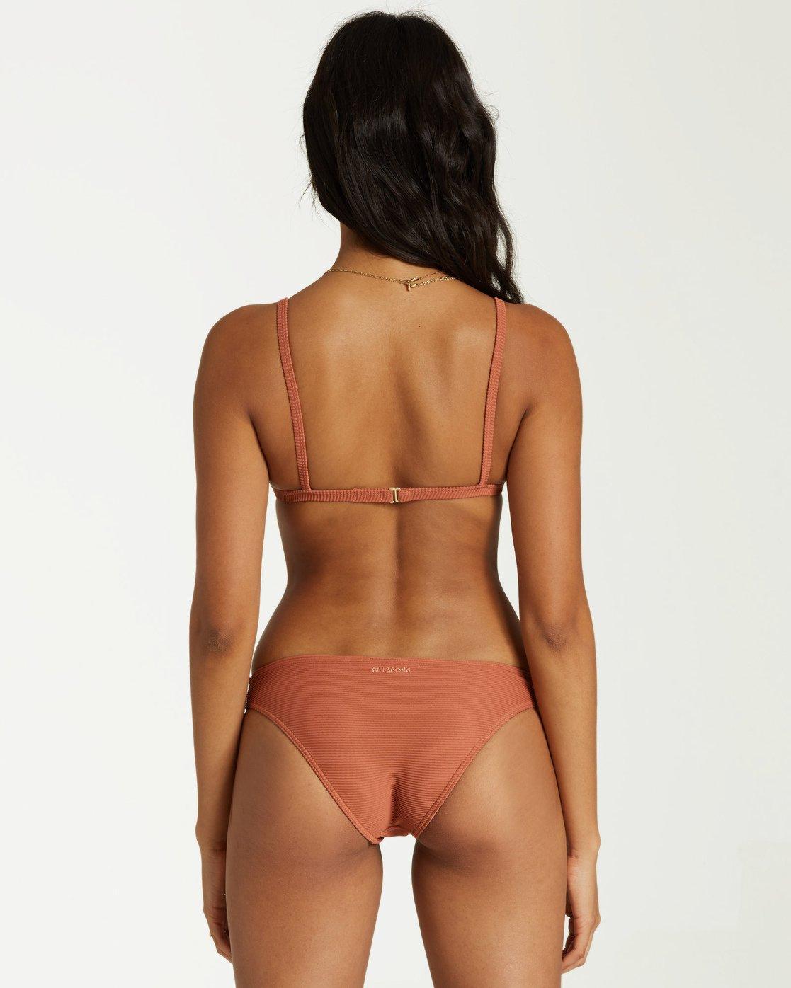 Tanlines Fixed Tri Bikini Top