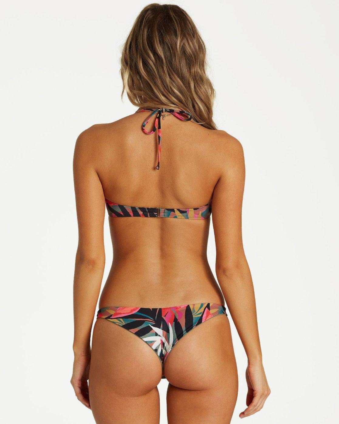 Tropic Nights Bandeau Bikini Top