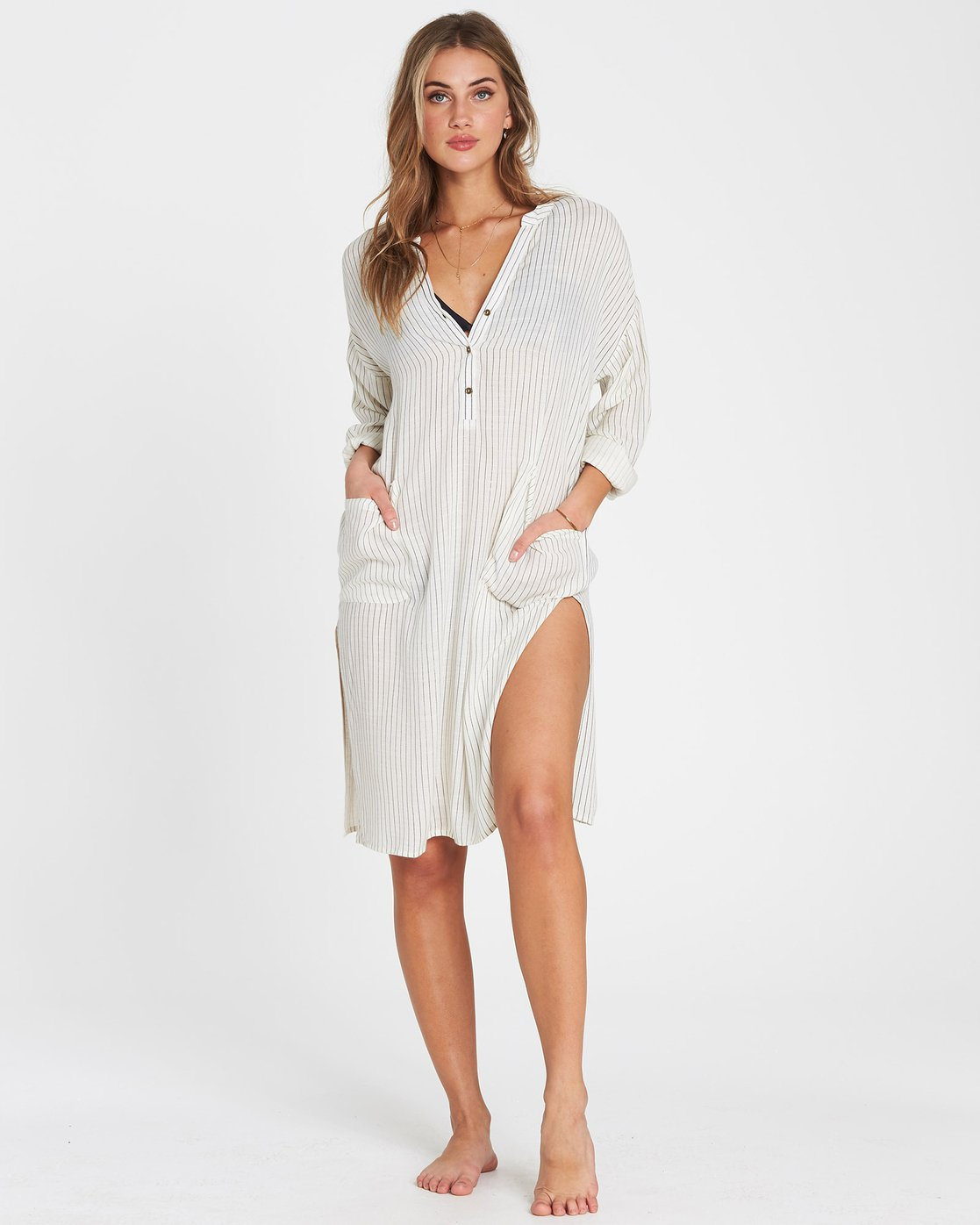 b7dffbc0 0 Babe Waves Woven Cover Up XV01SBBA Billabong
