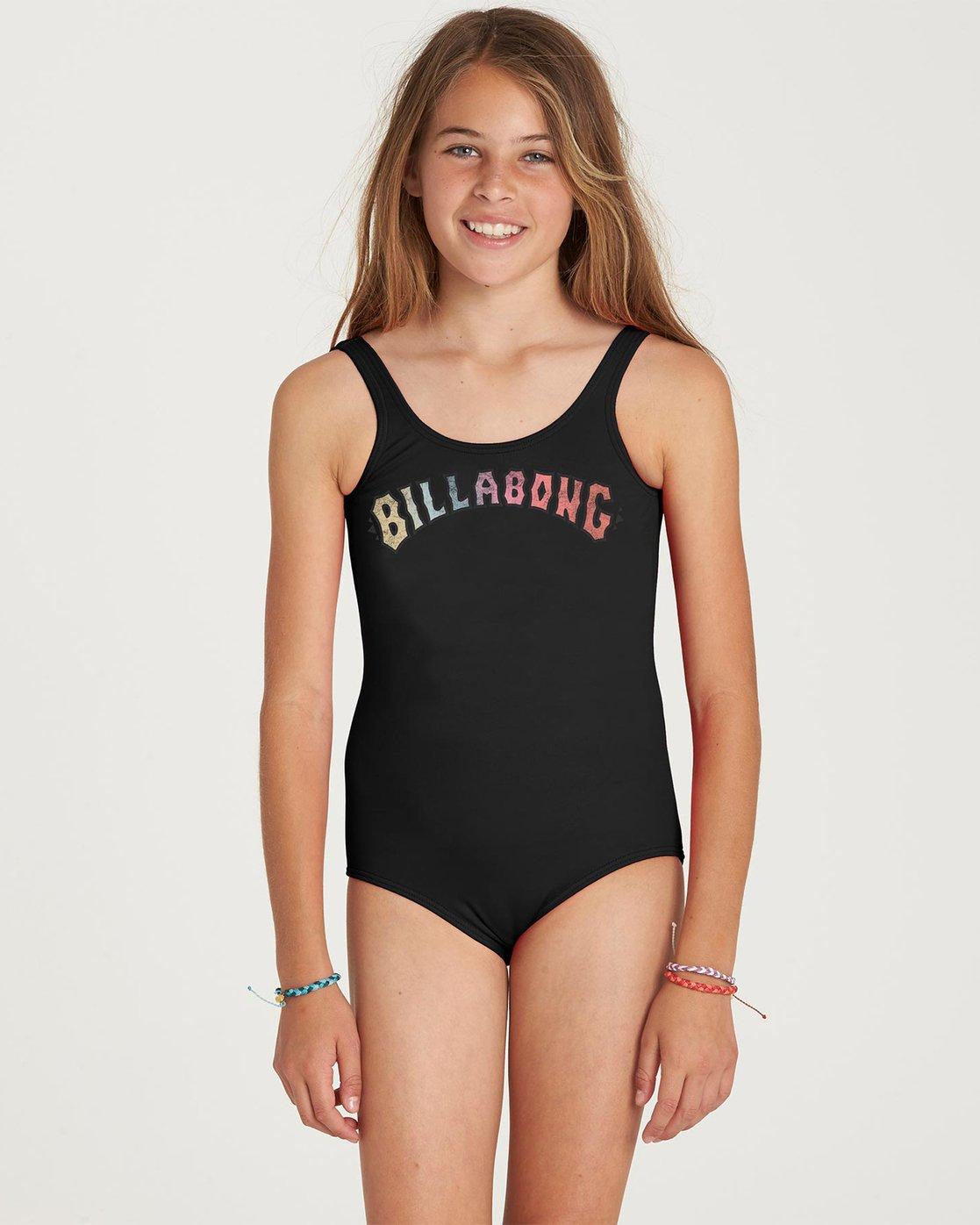 c153543df90ef 0 Girls' Sol Searcher One Piece Swim Y101NBSO Billabong