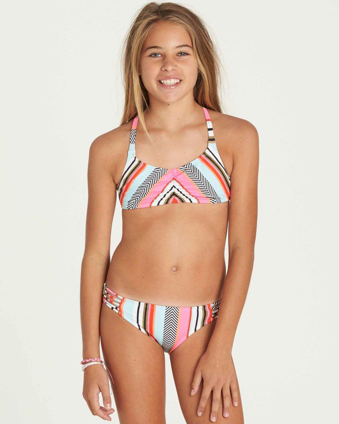 cross bikini Billabong