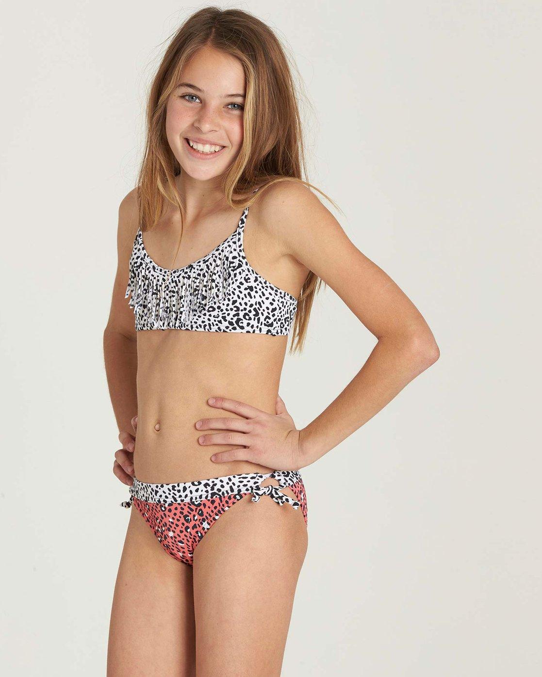 Billabong Girls Girls Wild Roar Tali Swim Set