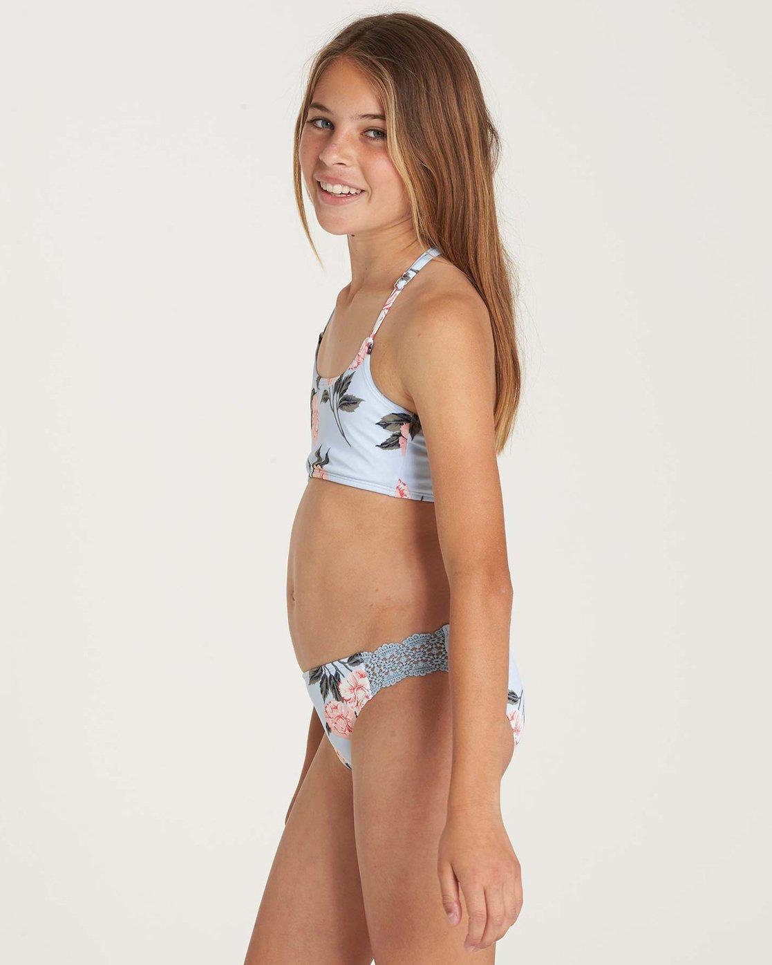 d563e5ddd5 Girls' Petal Daze Trilet Swim Set Y214NBPE | Billabong
