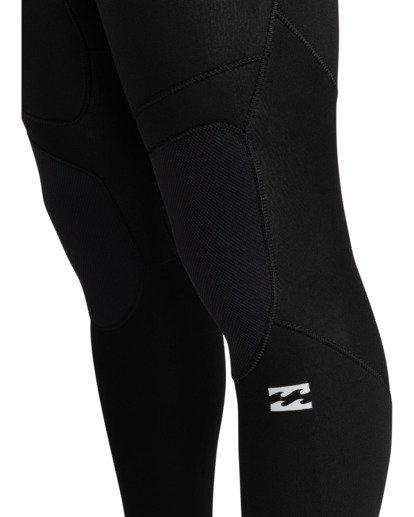 2 Intruder 3/2mm Intrdr Bz GBS - Back Zip Wetsuit for Men Black 043M18BIP0 Billabong