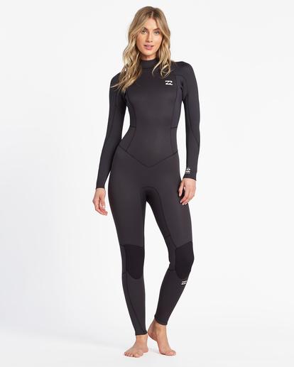 0 Launch 5/4mm Launch Bz GBS - Back Zip Wetsuit for Women  045G18BIP0 Billabong