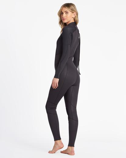 1 Launch 5/4mm Launch Bz GBS - Back Zip Wetsuit for Women  045G18BIP0 Billabong