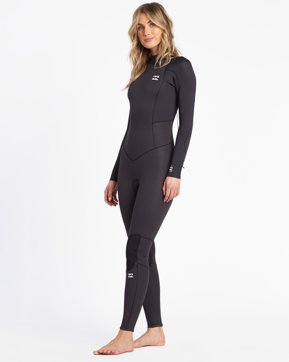 2 Launch 5/4mm Launch Bz GBS - Back Zip Wetsuit for Women  045G18BIP0 Billabong