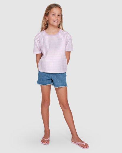 4 Malibu Short Sleeve Tee  5503002 Billabong