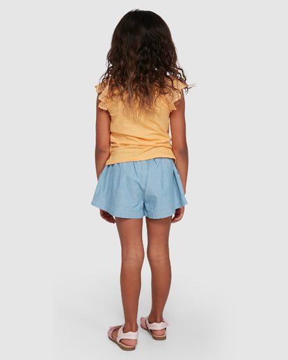 2 Petal Short Sleeve Tee  5503006 Billabong