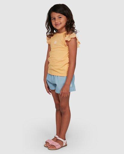 1 Petal Short Sleeve Tee  5503006 Billabong