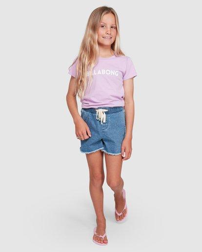 6 New Day Shorts Purple 5503342 Billabong