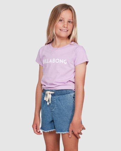 1 New Day Shorts Purple 5503342 Billabong