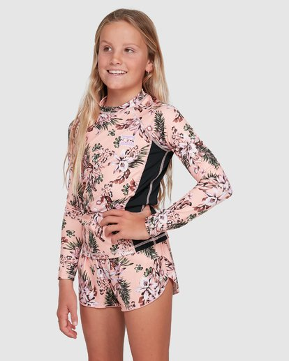 1 Summer Jam Swim Volley Boardshorts Pink 5503580 Billabong