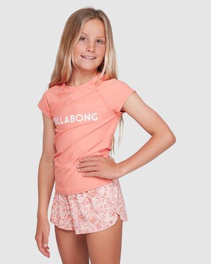 1 Wave Gypsy Swim Volley Boardshorts Pink 5503581 Billabong