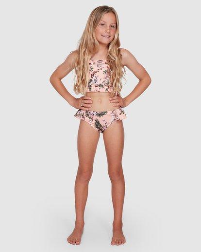 4 Summer Jam Frill Bikini Pink 5503701 Billabong