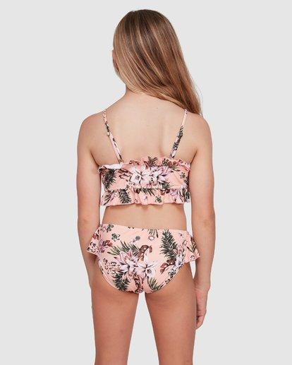 2 Summer Jam Frill Bikini Pink 5503701 Billabong
