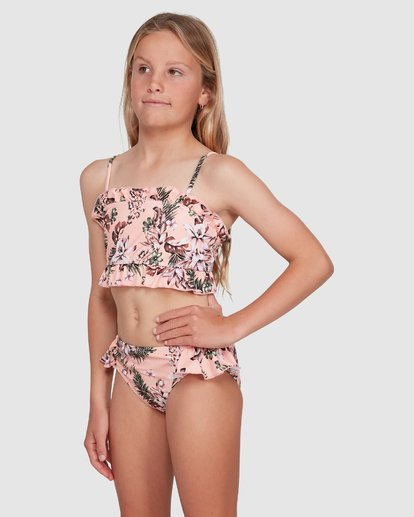 1 Summer Jam Frill Bikini Pink 5503701 Billabong