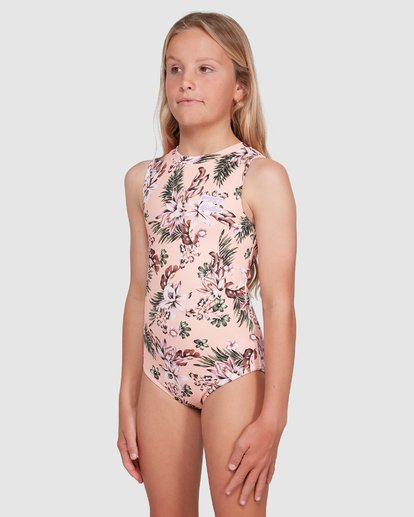 1 Summer Jam One Piece Pink 5503702 Billabong
