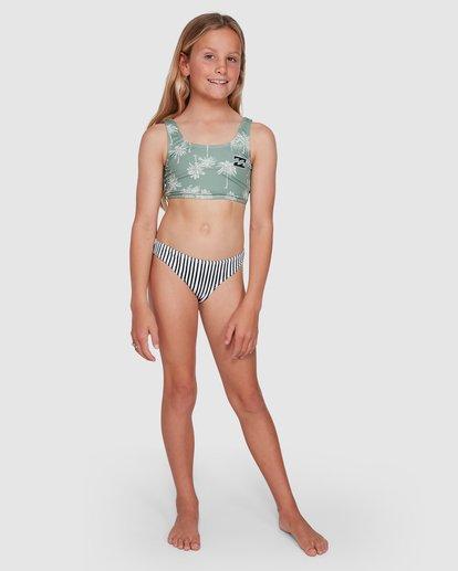 4 Take It Easy Bikini Green 5503710 Billabong